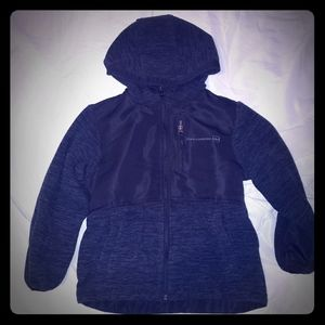 Boys Black Free Country Jacket